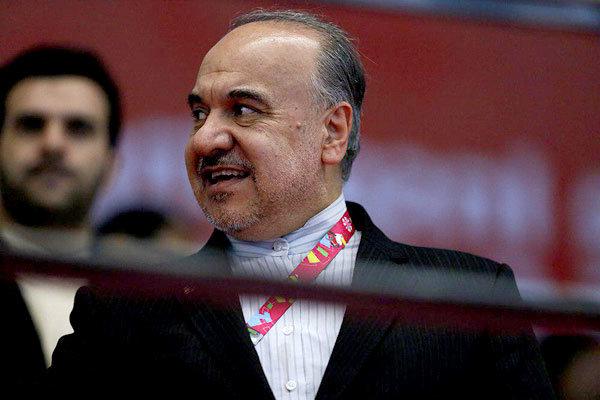 استیضاح وزیر ورزش و جوانان منتفی شد