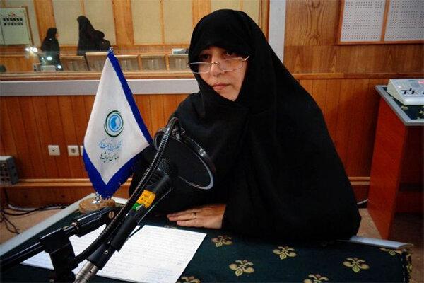 تشریح برنامه های بسیج زنان در  هفته زن و دهه فجر